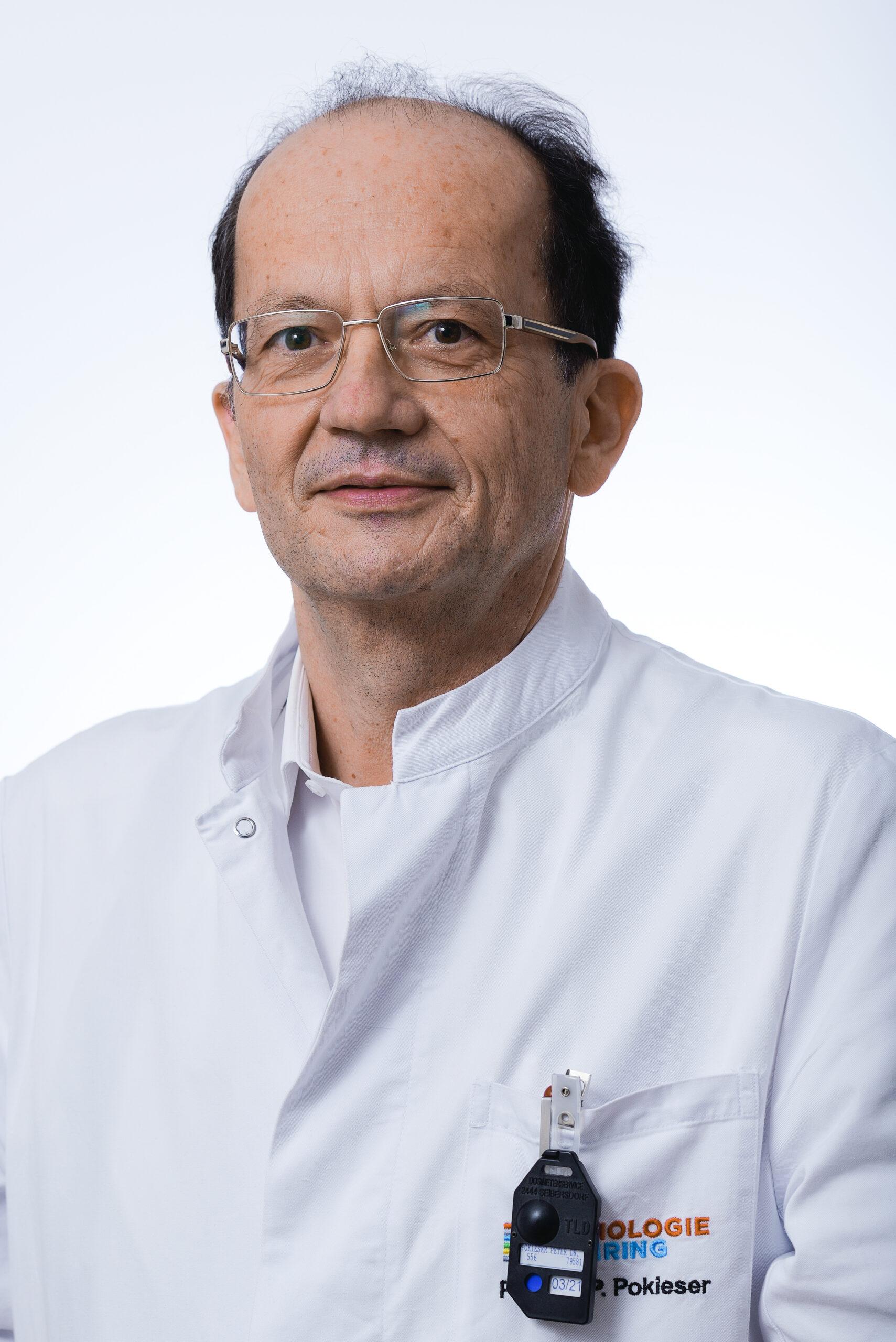 Prof. Peter Pokieser